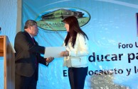 "The GEAP holds the University Forum: Educating to Remember ""The Holocaust and Human Rights"" in Michoacán, México"