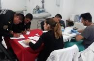 """Con una asistencia solidaria: Universidad de Ciencias de la Seguridad se une a la 6ª Maratón """"En la Sangre está la Vida"""""""