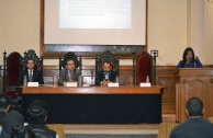 """Univeristy Forum """"Educating to Remember"""" in memory of the Holocaust victims in Guanajuato, Mexico"""