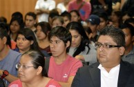 2º Foro Universitario en el Instituto Tecnológico de Iguala, Guerrero, México