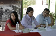 "The GEAP held the workshop ""The Holocaust, Paradigm of Genocide"" in Petatlan, Guerrero, Mexico"