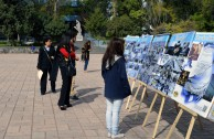 Photo Exhibition on the Holocaust at the Autonomus University of Queretano