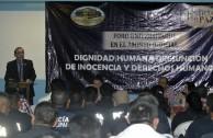 """FORO JUDICIAL """"DIGNIDAD HUMANA, PRESUNCIÓN DE INOCENCIA Y DERECHOS HUMANOS"""" ACAPULCO, MÉXICO"""