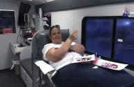 La EMAP realizó campaña de donación de Sangre en Lakeland, Florida