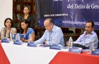 """Foro Universitario en el ambito Judicial """"Nuevas propuestas para la prevención y sanción del delito de Genocidio"""""""