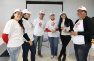 Argentina: GEAP and Health Centers celebrated World Blood Donor Day