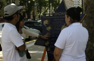 In Argentina: Testimonies of survivors who keep a historical act alive.