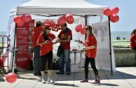 Argentinos celebraron el Día Nacional del Donante Voluntario de Sangre