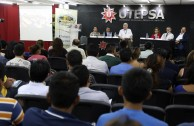 """Foro Universitario """"Derechos Humanos y Genocidios"""""""