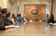 Universidad del Aconcagua ratifica convenio de integración a la ALIUP