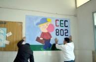 """El Centro Complementario N° 802 """"Encontrar-nos"""" de Olavarría, Argenina """"COMPROMETIDOS CON LA MADRE TIERRA"""""""
