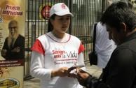 """Inician preparativos para la 6ta. Maratón Internacional """"En la Sangre está la Vida"""""""
