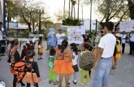 """Con Desfile Y Parada Ambiental Celebran El"""" Dia Mundial De La Vida Silvestre"""" En Matamoros, Tamaulipas"""