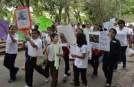 """Con Desfile Y Parada Ambiental Celebran El"""" Dia Mundial De La Vida Silvestre"""" En Mérida Y Valladolid, Yucatán"""