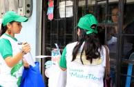 LA COMUNIDAD ECUATORIANA PROMUEVE ACCIONES BÁSICAS PARA SALVAR LOS BOSQUES Y EL AGUA DULCE DE LA NACIÓN