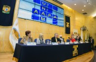 The First National Encounter of Universities and Institutes of Higher Education incorporated with the ALIUP, intensified the commitment to educate for peace and towards peace