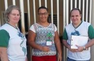 La EMAP realiza acción ambiental en Manaus, Brasil