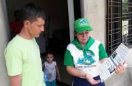25.365 colombianos atendieron el llamado internacional: ¡Salvemos los Bosques y el Agua Dulce de nuestra Madre Tierra! 21 de marzo