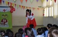 Sembrando para una Cultura de Paz en Argentina