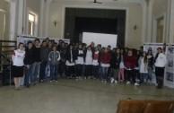 Proyectos que promueven una cultura de paz fueron presentados en Azul, Argentina