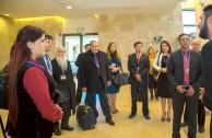 Visita a la Knesset el 9 de Febrero 2016 - Israel
