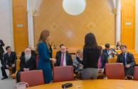 Visita a la Corte Suprema de Israel