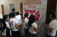 Panamanians celebrated World Blood Donor Day