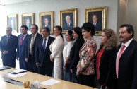 A Cooperation Agreement for Peace