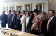 Un Convenio de colaboración por la Paz