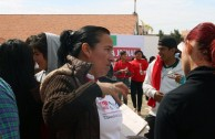 In Tijuana 5,000 people learn of the biggest act of love: Donating blood