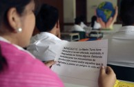 Bolivians show their compromise with the Universal Declaration of the Rights of Mother Earth