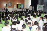 Charlas en diferentes Instituciones Educativas a nivel Internacional
