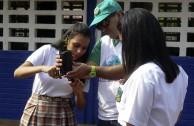 Jóvenes panameños celebraron el Día Internacional de la Madre Tierra