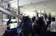En Republica Dominicana, los Universitarios firman para ser Guardianes de la madre Tierra