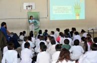 En Argentina 5.200 alumnos participaron en charlas educativas en favor del planeta Tierra