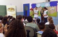 En Brasil actividades ambientales promueven la participación ciudadana
