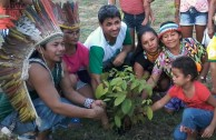 Gran movimiento mundial celebró la vida de la Madre Tierra y generó acciones por su paz y restauración