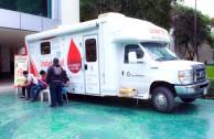 The Autonomous University of Nuevo Leon joins to the altruist blood donation