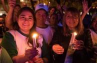 Chile celebró la Hora del Planeta 2016