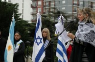 Commemoration of the 68th Anniversary of the State of Israel in Mar del Plata