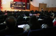 Foro Judicial en Xalapa-México bajo el tópico de dignidad humana, presunción de inocencia y derechos humanos