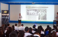 Estudiantes de la preparatoria federal de Tehuacán asistieron al Primer Taller del Holocausto