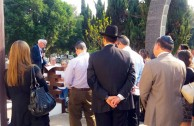 Jewish community of Mexico City commemorated the victims of the Holocaust