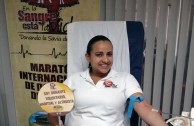 """Panamanians join the 6th International Marathon """"Life is in the Blood"""""""