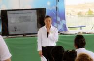 La EMAP presente en el 21º aniversario del Instituto Tecnológico Superior de Fresnillo