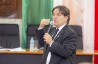 """Docentes del Paraguay asisten al II Congreso Internacional """"Educar para Recordar""""convocado por la EMAP y el Ministerio de Educación y Cultura"""