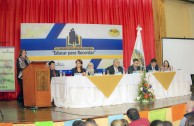 "Professors from Paraguay attend the II International Congress ""Educating to Remember"" convened by GEAP and the Ministry of Education and Culture"