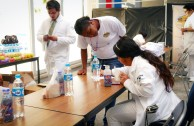 Futuros médicos mexicanos contribuyen a la cultura de donación de sangre