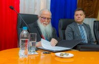 El Embajador de los Activistas por la Paz y el embajador plenipotenciario del Estado de Israel, son declarados ciudadanos ilustres del departamento de Itapúa en Paraguay