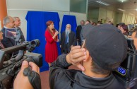 In an honor session, the department of Itapua declares new illustrious citizens